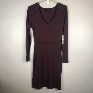 NWT bcbgmaxazria sweater dress size small